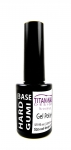 Gummy 15ml Gel Polish - Base - Plumping, self-leveling - No primer necessary! - thicker GP base gel