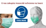 Face Mask Surgical OP  Medical  Dust 3 layer 1pc.