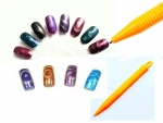 Pen Pen MAGNETIC MAGNETIC paint gels - magnes cat eye