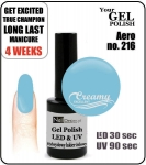 Gel Polish - 8ml - Aero (no. 216)