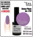 Gel Polish - 8ml - Deep Plum (no. 218)