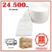 24x Wipes 500 psc in roll  Made in Germany (pad, pads)