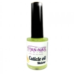Melon Cuticle Oil With Vitamins  A, E, F & H - 15ml