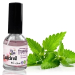 Mint Cuticle Oil With Vitamins A, E, F & H - 10 ml