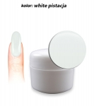 Gel Hybrid GEL Polish Soak Off  5ml - white pistacja (47)