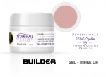 Master Line Builder Gel POWDER ROSE UV & LED Gel 100ml