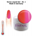 Thermo Liquid Gel - Made in Germany 5 ml - #1