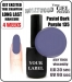 Gel Polish - 8ml - Pastel Dark Purple (no. 135)