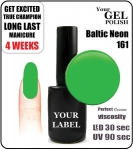 Gel Polish - 8ml - Baltic Neon (no. 161)