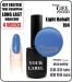 Gel Polish - 15ml - Light Kobalt (no. 194)