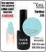 Gel Polish - 8ml - Turkise (no. 215)