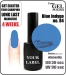 gel polish - smalto - 8ml - Blue Indygo (no. 84)