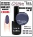 gel polish - smalto - 15ml - Metalic Granat (no. 87)