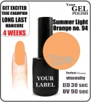 gel polish - smalto - 15ml - Summer Light (no. 94)