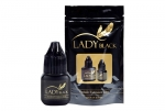 SKY Lady Black 5ml - 2-3 Seconds Latex Free & Formaldehyde Free