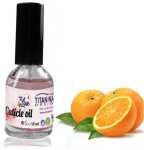 Orange Cuticle Oil With Vitamins  A, E, F & H -10ml