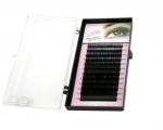 Mink Eyelashes Mink thickness: 0.10 length: 7-15 mm twist: D - black