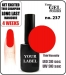 Gel Polish - 15ml - Monaco Red (no. 237)