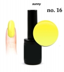 GEL Polish - Soak Off - sunny 8ml (16)